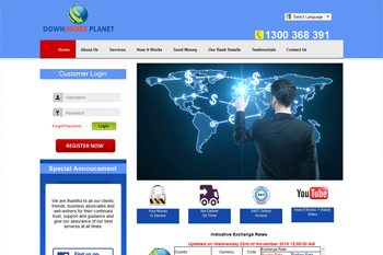 customised WordPress theme
