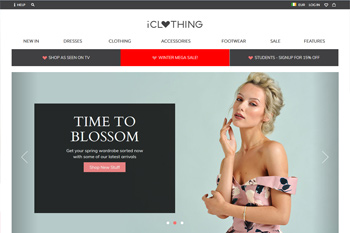 Dynamic Ecommerce Website
